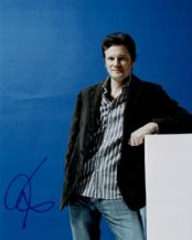 Colin Firth Autograph Signed Photo